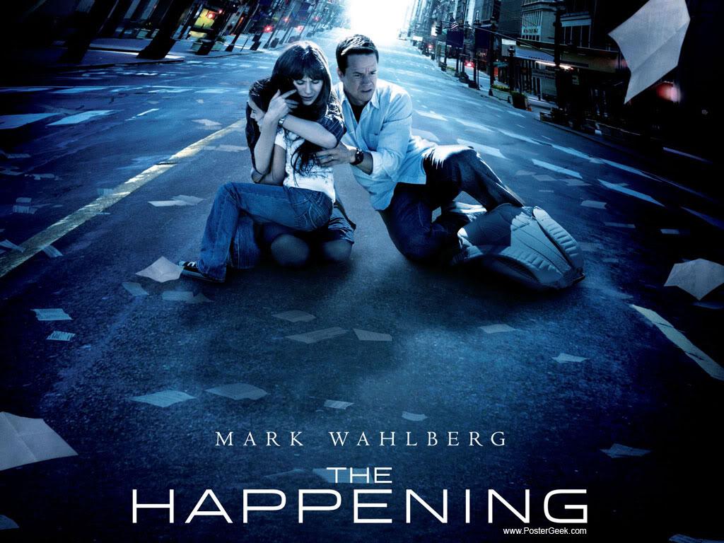 รีวิว +สปอยล์หนังฟรี The Happening เดอะ แฮปเพนนิ่ง วิบัติการณ์สยองโลก ปี 2008