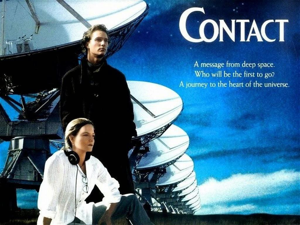 รีวิว +สปอยล์ หนังเรื่อง Contact อุบัติการณ์สัมผัสห้วงจักรวาล ปี1997